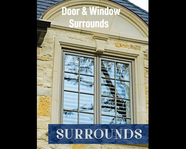 Door and Window Surrounds